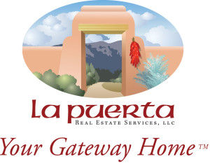 RGB La Puerta Logo with Slogan  saved as a JPEG150 dpi